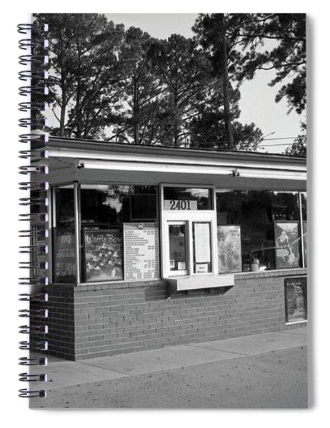 Classic Dairy Queen Spiral Notebook