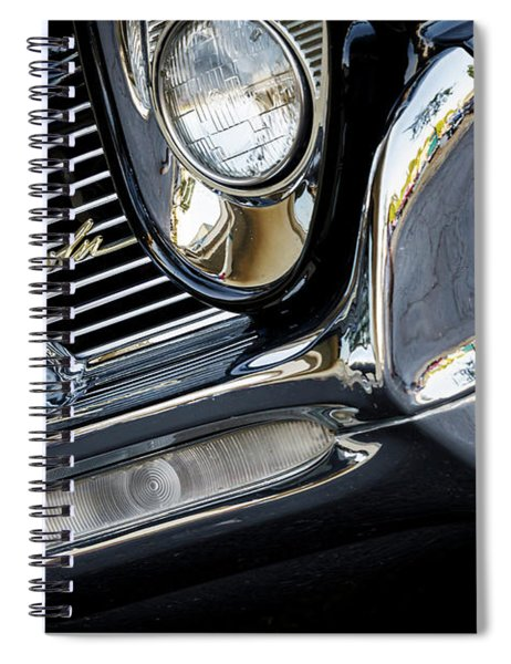 Classic Lincoln Spiral Notebook
