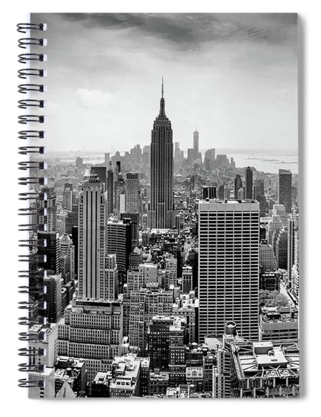 Classic New York  Spiral Notebook