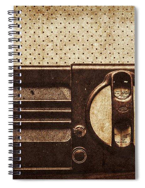 Classical Sound Spiral Notebook
