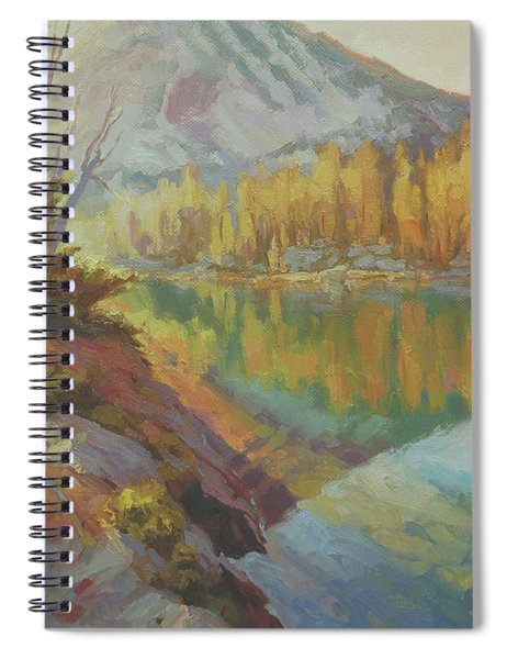 Clearwater Revival Spiral Notebook