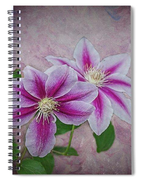 Clementine Spiral Notebook
