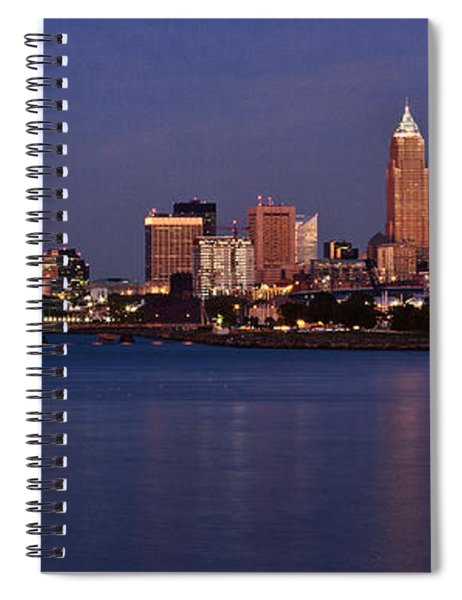 Cleveland Ohio Spiral Notebook