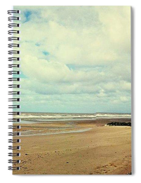 Cleveleys, Blackpool Spiral Notebook