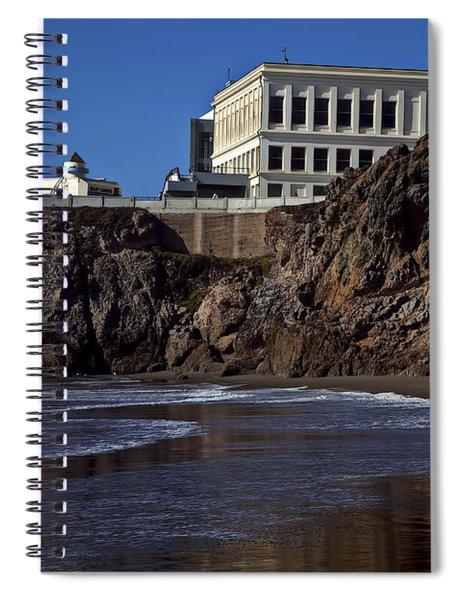 Cliff House San Francisco Spiral Notebook