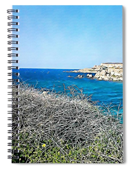 Cliff  Spiral Notebook