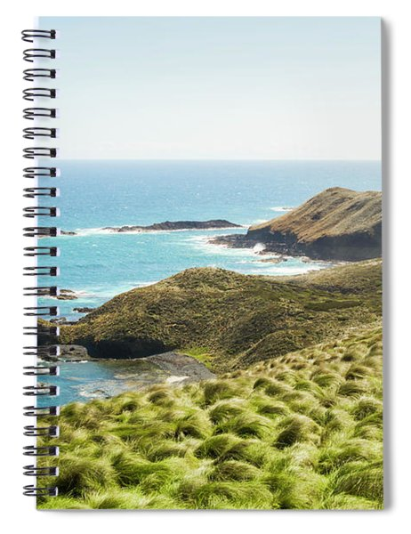 Cliffs And Capes Spiral Notebook