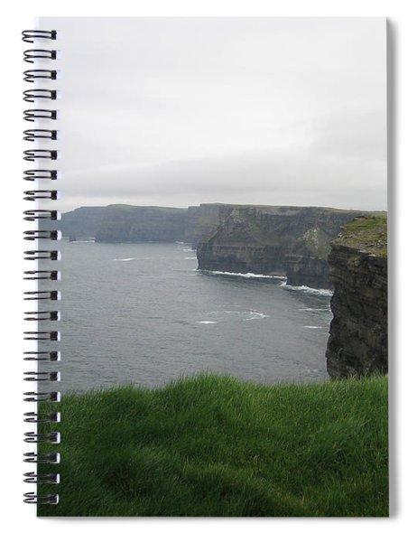 Cliffs Of Moher 1 Spiral Notebook