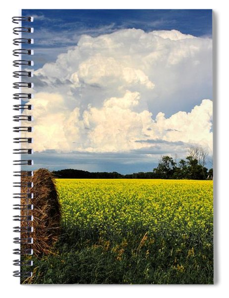Cloud Bale Spiral Notebook