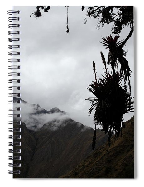 Cloud Forest Musings Spiral Notebook