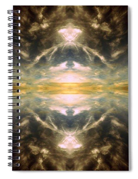 Cloud No.3 Spiral Notebook