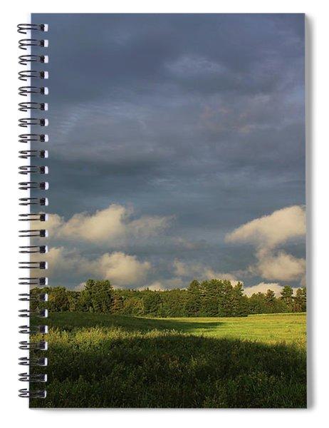 Cloudline Spiral Notebook