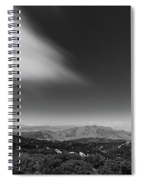 Cloud's Edge Spiral Notebook