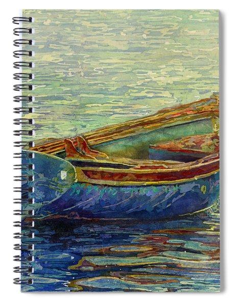 Coastal Lullaby Spiral Notebook