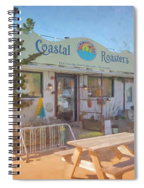 Coastal Roasters Spiral Notebook