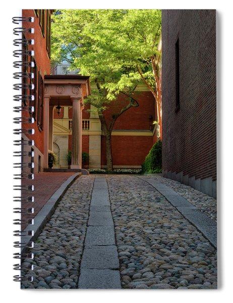 Cobblestone Drive Spiral Notebook