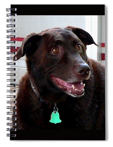 Coco Wooten Spiral Notebook