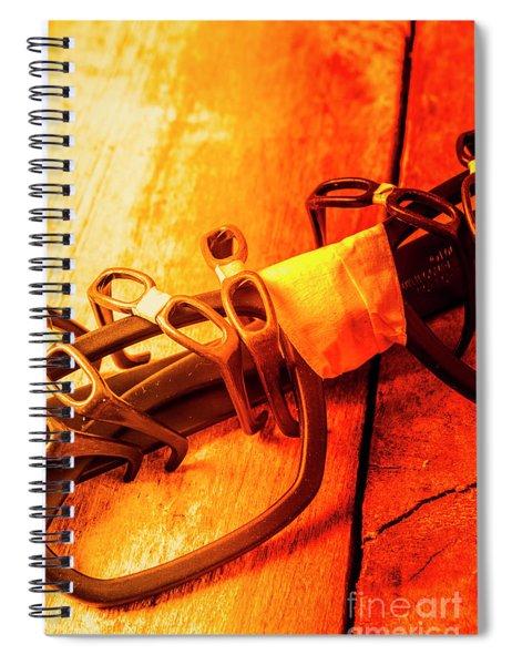 Code Red Nerd Alert Spiral Notebook