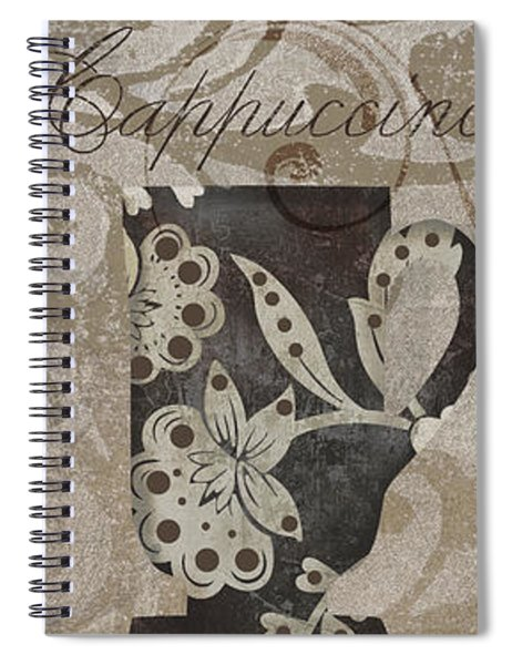 Coffee Flavors I Spiral Notebook