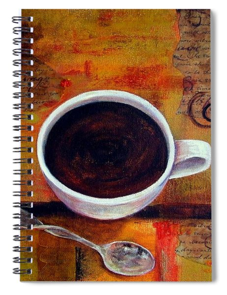 Coffee I Spiral Notebook