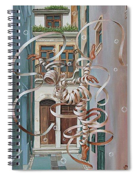 Coimbra Spiral Notebook