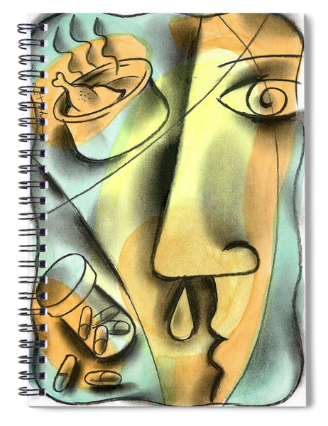 Cold Treatment Spiral Notebook
