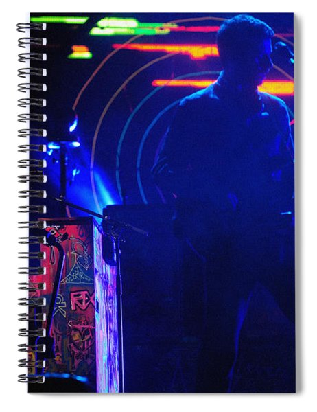 Coldplay2 Spiral Notebook