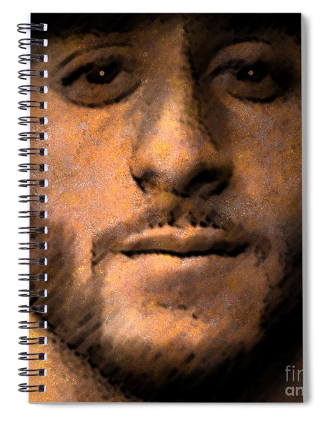 Colin Kaepernick Spiral Notebook