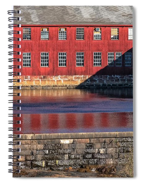 Collins Company Spiral Notebook
