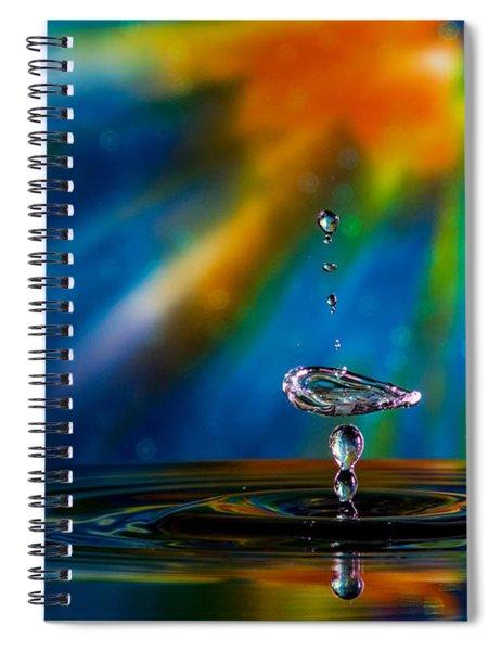 Collision 55 Spiral Notebook