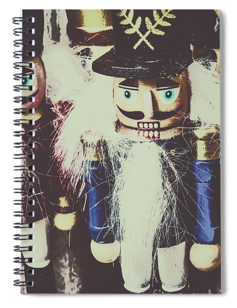 Colonial Toys Spiral Notebook