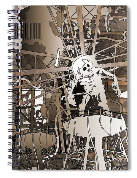 Colony Spiral Notebook