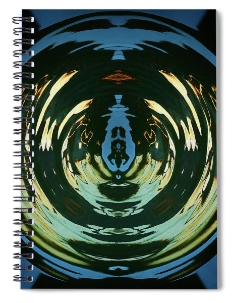 Color Abstraction Lxx Spiral Notebook