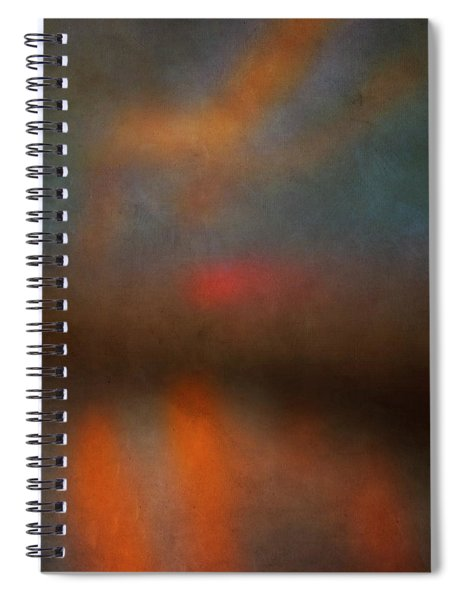Color Abstraction Xxv Spiral Notebook