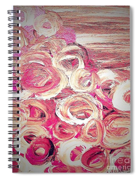Color Trend Mesmeric Dream Spiral Notebook