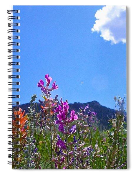 Colorado Colors Spiral Notebook