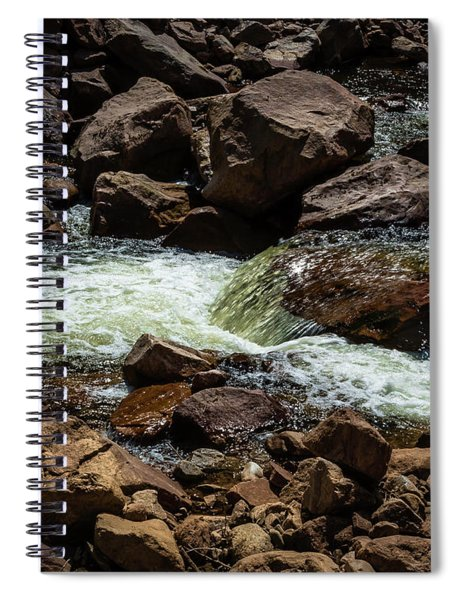 Colorado Water Spiral Notebook