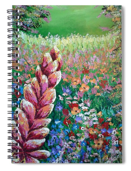 Colorful Day Spiral Notebook