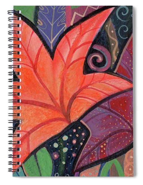Colorful Fall Spiral Notebook