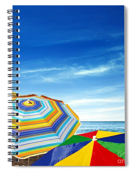 Colorful Sunshades Spiral Notebook