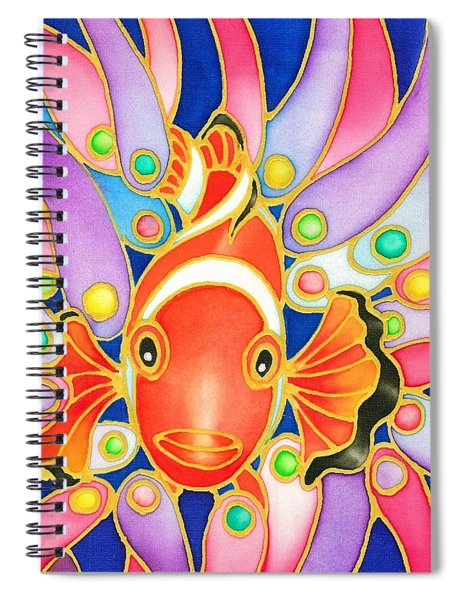 Colorful Tropics 2 Spiral Notebook