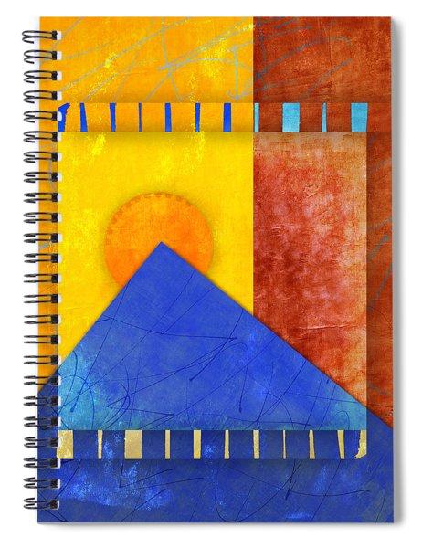 Colorgraph Spiral Notebook