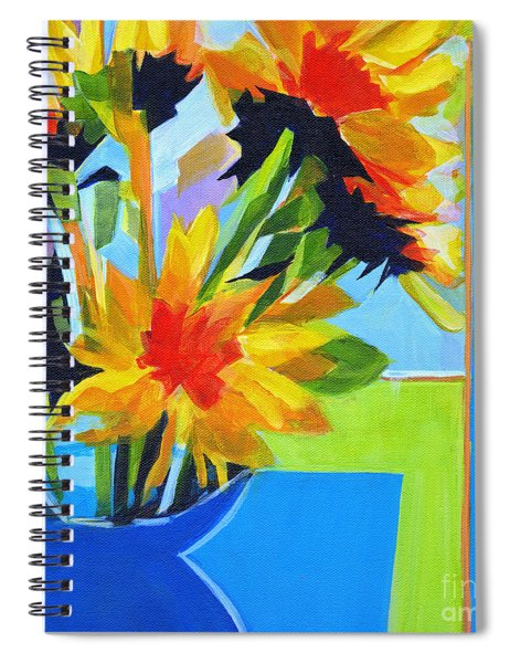 Colors Always On My Mind Spiral Notebook