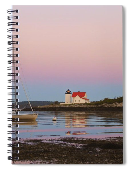 Colors Of Morning Spiral Notebook