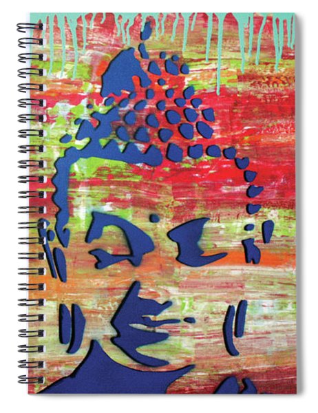 Colors That Surround U Spiral Notebook