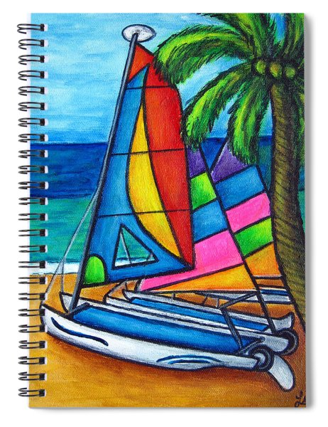 Colourful Hobby Spiral Notebook