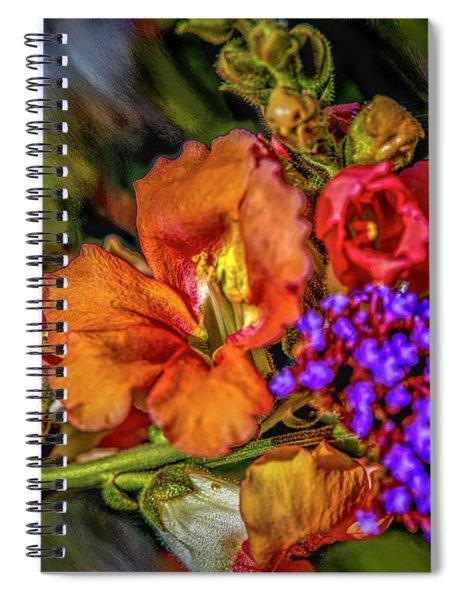 Colourful Pb #h8 Spiral Notebook
