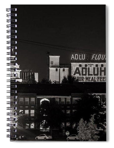 Columbia Skyline Spiral Notebook