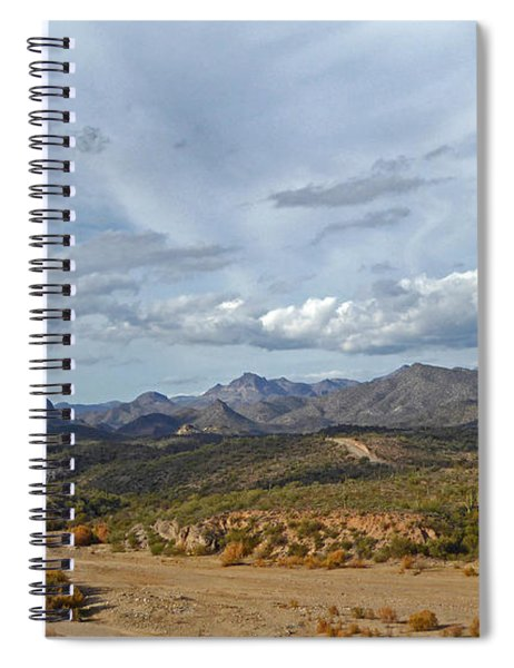 Come Explore Spiral Notebook