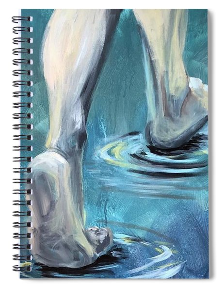 Come Spiral Notebook